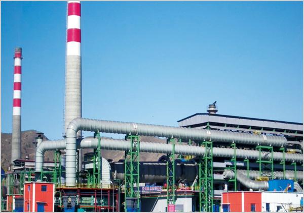 河北承德信通礦業年產200萬噸球團生產線